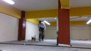 Paseos y pintura